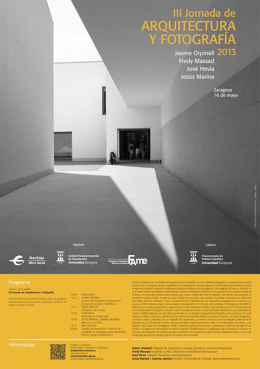 arquitectura y fotografia 2013